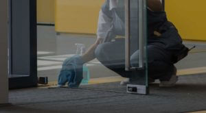 commercial & strata cleaning services