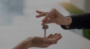 key-handover